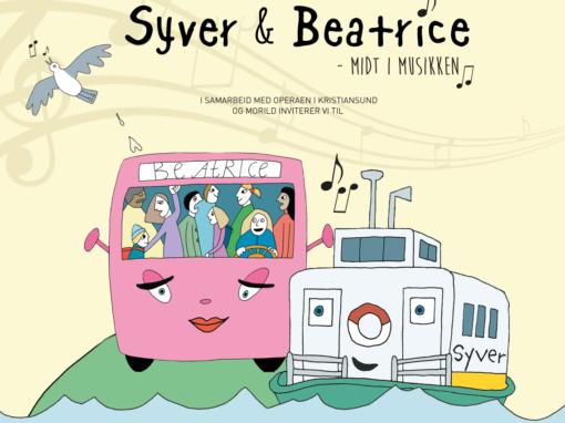 Syver & Beatrice – på Kulturfabrikken