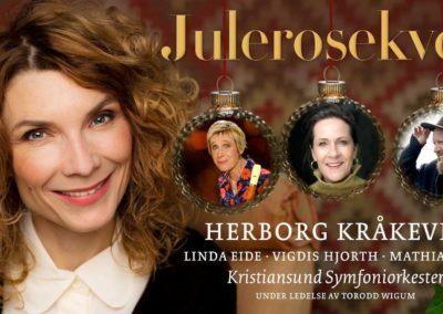 Julekonsert med Herborg Kråkevik, Kristiansund Symfoniorkester og gjester